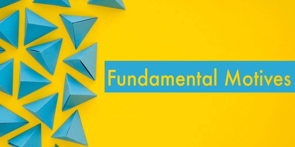 モチベーションの基礎──進化的欲求ピラミッドで行動の起源に目を向ける